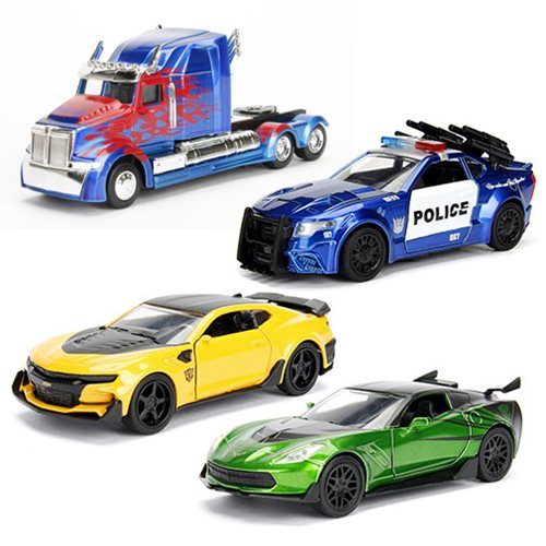 Transformers The Last Knight 1:32 Die-Cast Vehicles Case