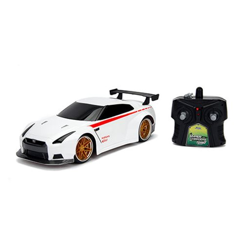 JDM Tuners 2009 Nissan GT-R 1:16 Scale RC Vehicle