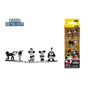 Mickey Mouse 90th Ann. Nano Metalfigs Mini-Figure 5-Pack