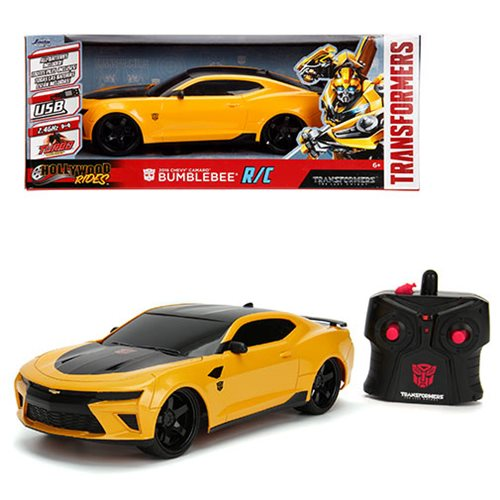 Transformers_Hollywood_Rides_Bumblebee_Chevy_Camaro_116_Scale_RC_Vehicle