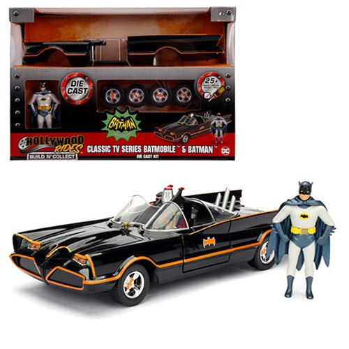 Batman_1966_TV_Series_Batmobile_124_Scale_DieCast_Metal_Model_Kit_with_Batman_and_Robin_Figures