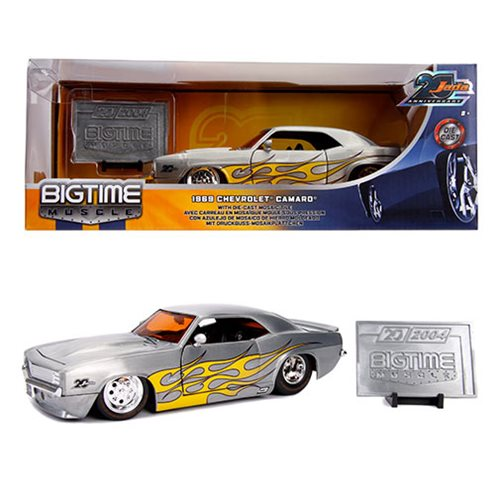 Jada_20th_Anniversary_Wave_3_Big_Time_Muscle_1969_Chevy_Camaro_124_Scale_DieCast_Metal_Vehicle