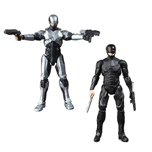 RoboCop 4-Inch Action Figure Case
