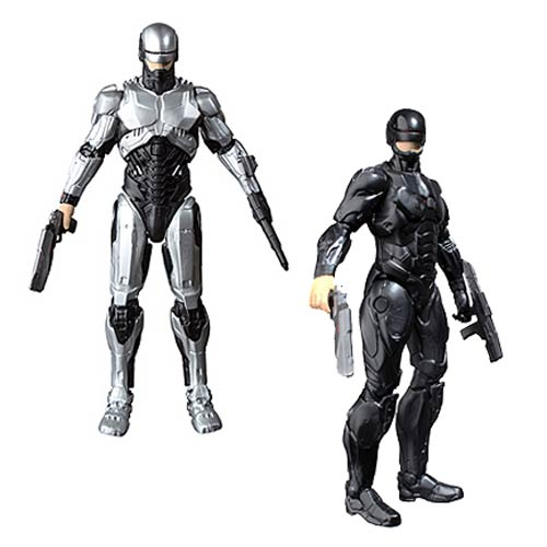 RoboCop 6-inch Light-Up Action Figure Case