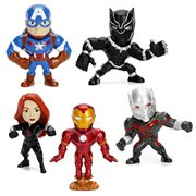 Marvel Classic 2 1/2-Inch Metals Mini-Figures Wv 1 Case