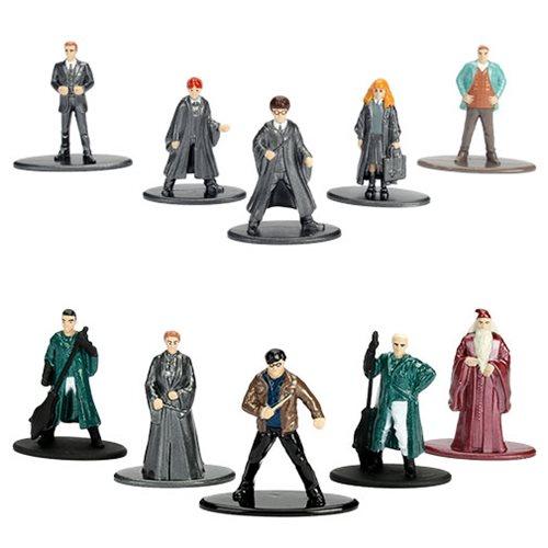 Harry Potter Nano Metalfigs Die-Cast Mini-Figures 5-Pack Set