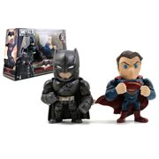 Batman v Superman 4-Inch Die-Cast Action Figure 2-Pack
