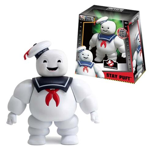 Ghostbusters Stay Puft 6-Inch Metals Die-Cast Figure