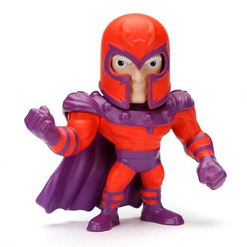 X-Men Magneto 4-Inch Metals Die-Cast Action Figure