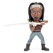 The Walking Dead Michonne 4-Inch Metals Die-Cast Figure