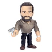 The Walking Dead Rick 4-Inch Metals Die-Cast Action Figure
