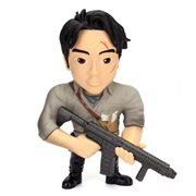 The Walking Dead Glenn 4-Inch Metals Die-Cast Action Figure