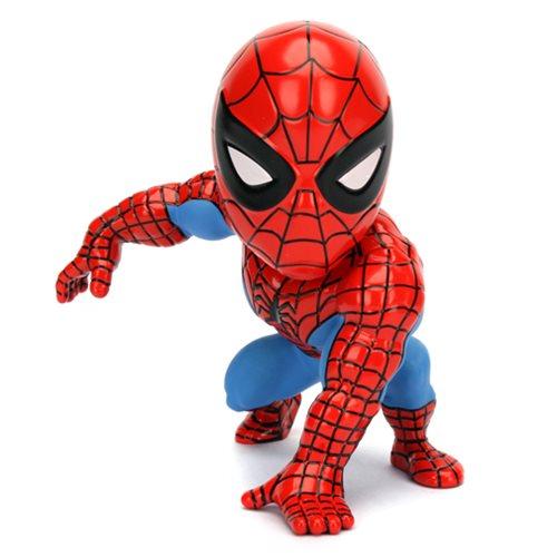 Spider-Man 4-Inch Metals Die-Cast Action Figure