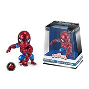 Spider-Man Classic Candy Paint Metals 4-Inch Figure