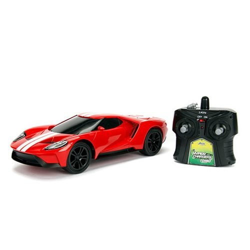 Hyper Chargers Big Time Muscle 2017 Ford GT 1:16 Scale RC Vehicle