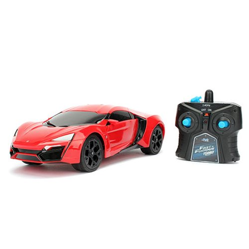 Fast and Furious 7 Lykan Hypersport 1:16 Scale RC Vehicle