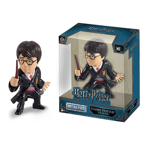 Harry Potter Year 1 Metals 4-Inch Figure