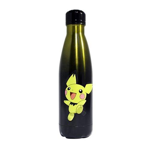 Pokemon Pichu 18 Oz. Steel Water Bottle