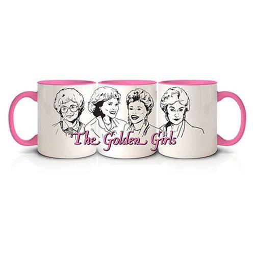 Golden Girls Thank You for Being a Friend Coffee Mug
