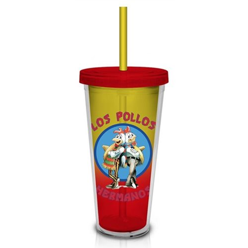 Better Call Saul Los Pollos Hermanos Travel Cup