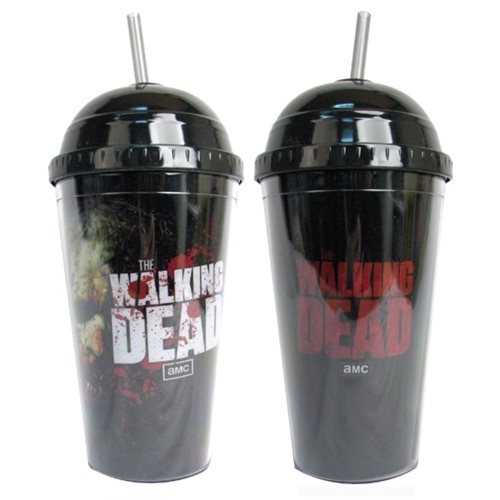 The Walking Dead Zombie Man 18 oz. Domed Travel Cup