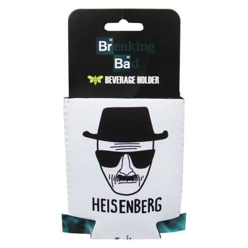 Breaking Bad Heisenberg Sketch White Can Hugger