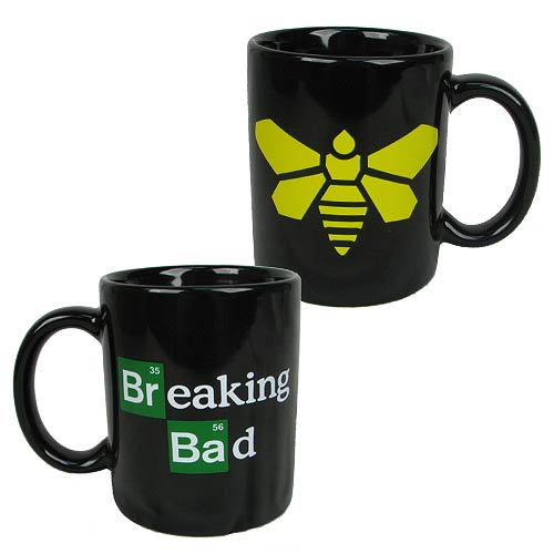 Breaking Bad Golden Moth Chemical Coffee Mug