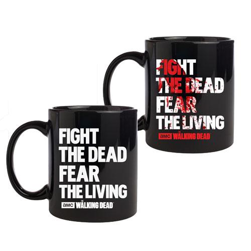 Coffee Mug That Changes With Heat Coffee Drinker
