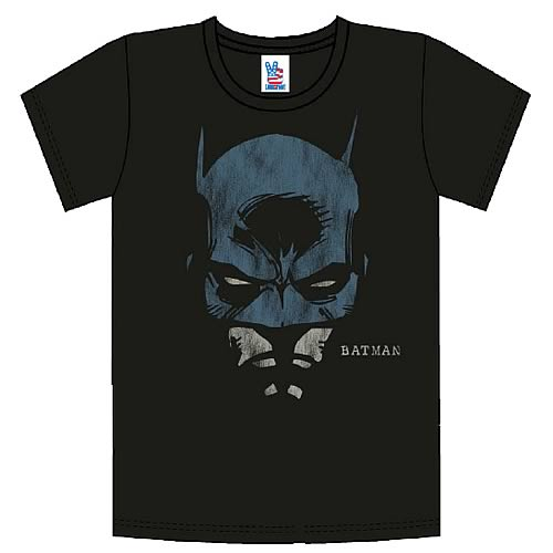 batman vintage style t shirt junk food clothing batman. Black Bedroom Furniture Sets. Home Design Ideas