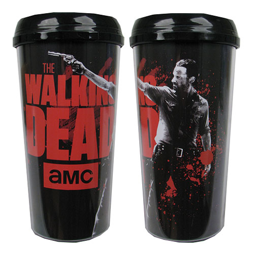The Walking Dead Rick Grimes Travel Mug