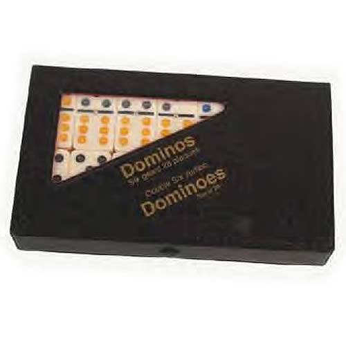 Dominoes Double Six Club Size Version