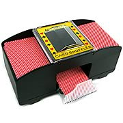 Automatic Card Shuffler 2-Deck Version