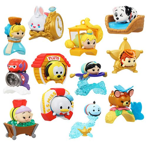 Disney Tsum Tsum Blind Pack Mini Figures Wave 3 Case