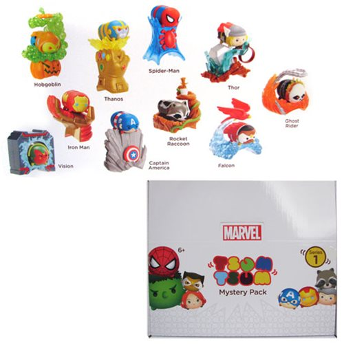 Marvel Tsum Tsum Blind Packs Mini-Figures Wave 1 Case