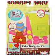 Girl Gourmet Cake Bakery Cake Designer Kit