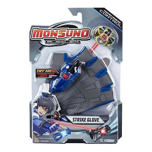 Monsuno Strike Glove Case