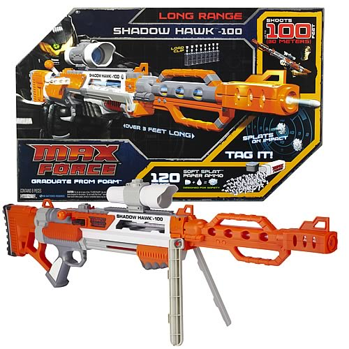 Max Force Shadow Hawk 100 Rifle