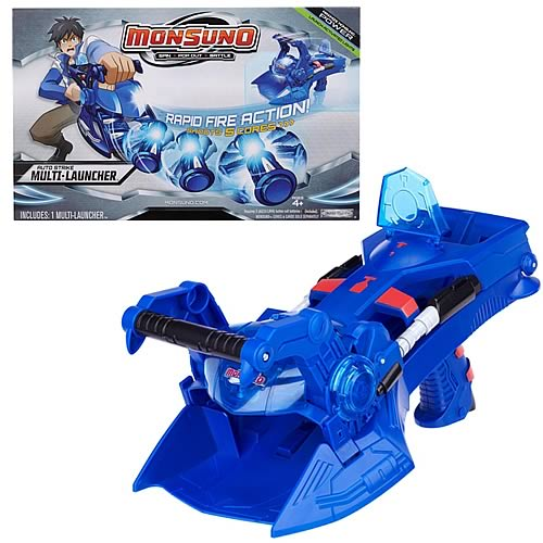 Monsuno Auto Strike Multi-Launcher Wave 1 Case