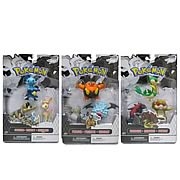 Pokemon Black and White Figure 3-Packs Series 3 Set