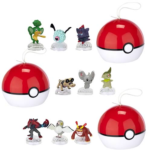 Pokemon Wave 4 Pokemon Catcher Case