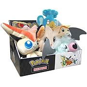 Pokemon Black and White Mini Plush Series 4 Case