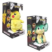 Pokemon Black and White Reversible Plush Series 2 Case