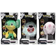Pokemon Black and White Reversible Plush Series 3 Case