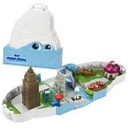 Smurfs Movie Escape From New York 2-in-1 Playset