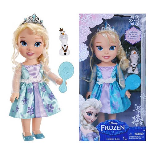 Frozen Disney Princess Toddler Elsa Doll