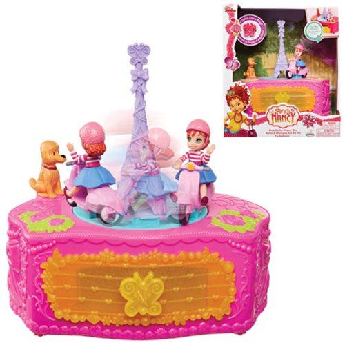 Fancy Nancy Ooh La La Music Box