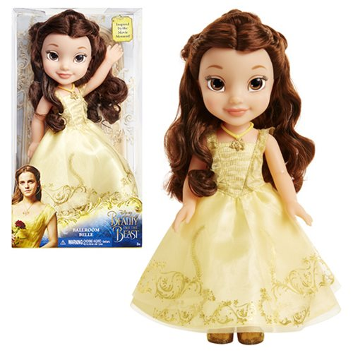 Beauty and the Beast Live Action Belle Ballroom Doll