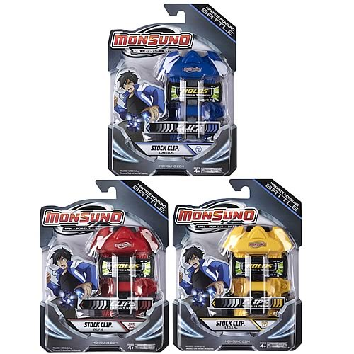 Monsuno Stock Clip Wave 2 Case