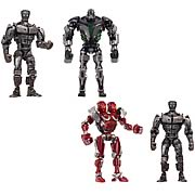 Real Steel Movie Versus Figure 2-Packs Wave 1 Set