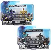 Real Steel Movie Versus Figure 2-Packs Wave 2 Set